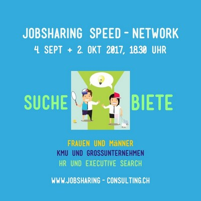 Jobsharing Speed - Network